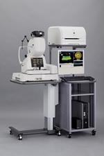 三次元眼底画像解析装置(OCT)